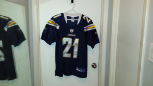 Los Angeles chargers jersey