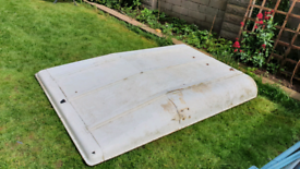 land rover series 88 swb hardtop roof and side panels