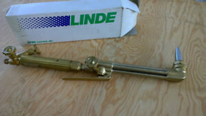 Oxweld Oxy-Acetylene Cutting Torch, Brand New old stock