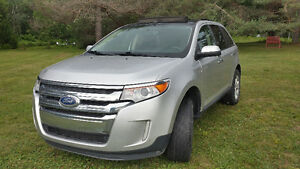 Ford Edge SEL AWD CUIR/TOIT/GPS/HITCH FULLY EQUIPPED