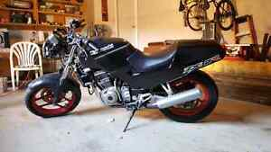 1990 ninja 250 / ex250 project or willing to part out
