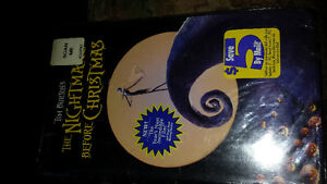 Nightmare Before Christmas Vhs