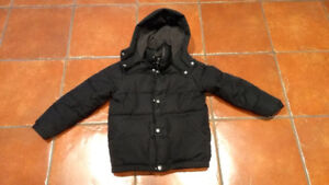 Gap winter coat size small (6/7)