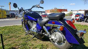 Honda Shadow 750 Aero
