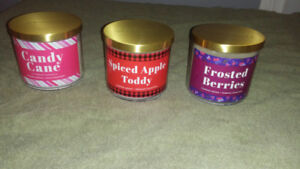 Charmed Aroma candles $35 each or 2 for $60