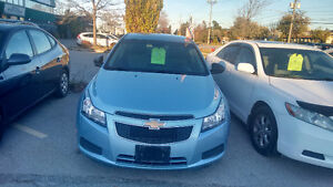 chev cruze 2012. only 75000 km .carproof NO ACCIDENT