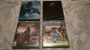 Xbox One Games, In mint condition