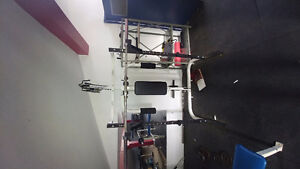 Parabody prosystem 893 exercise machine