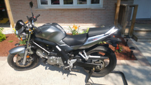REDUCED - 2007 Suzuki SV650