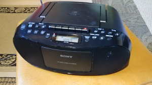 Sony CFD S50 Boombox