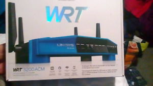 Linksys WRT 3200acm. Router brand new