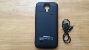 Samsung Galaxy S4 Power Charging Case