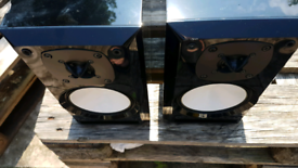 Onkyo speakers