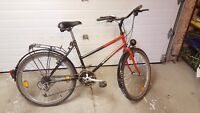 Lady's and Men's mountain Bike $75 each