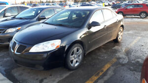 2007 Pontiac G6 Sedan - Great condition