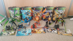 Bionicle 2016 Creature collection for sale