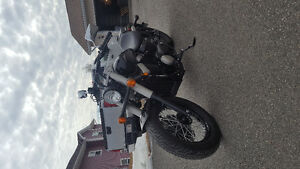 2011 Honda Shadow VT 750 Fuel Injected