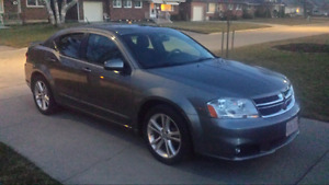 2013 dodge avenger low km loaded
