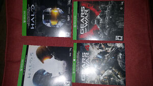 HALO 5 FOR SALE OR TRADE.