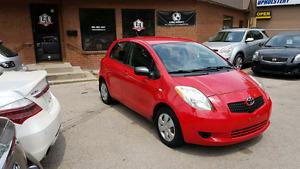 2007 Toyota Yaris super clean $4995