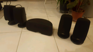 Klipsch Quintet III Satellite Speakers