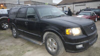 2005 Ford Expedition limted SUV
