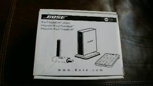 Bose wave soundlink wireless adapter.