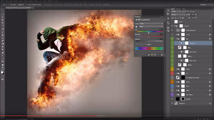 AFFORDABLE PHOTOSHOP / VIDEO-EDITING/ MUSIC PRODUCTION London Ontario image 1