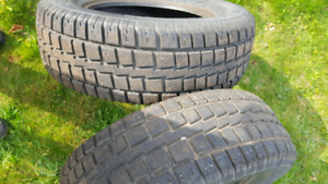 Winter tires for sale - $60 per tire
