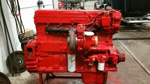 2008-2010 ISX CM871 REBUILT ENGINE