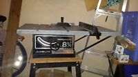 Delta Table Saw with side extentions