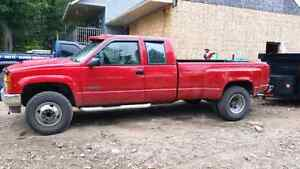 1994 GMC 3500 Dually 6.5 turbo diesel 4x4