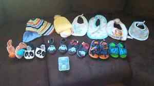 Baby boy clothing and stuff