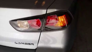 Mitsubishi Lancer 08+  Tail Lights ORIGINE (paire)