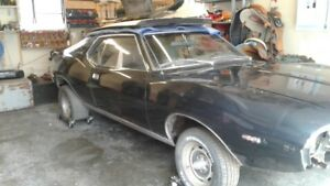 1971 project Javelin SST