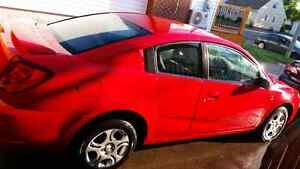 Saturn Ion Quad Coupe 2.2ltr