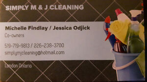 Simply M & J Cleaning London Ontario image 1