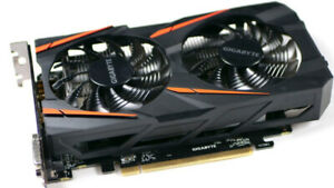 LIKE NEW/Rarely Used Radeon 560 GAMER OC 4.0 GB PCIE Video Card