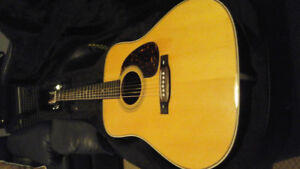 Tama Acoustic Guitar  ,  ( 1974 ) Collectable
