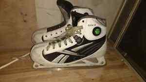 Size 5 goalie skates
