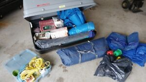 Complete Camping Equipment Package