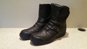 Alpinestars sport motorcycle boots