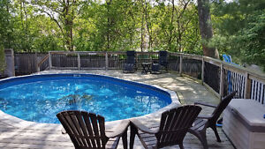 POOL AND DECK FOR SALE