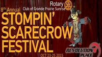 8th ANNUAL STOMPIN' SCARECROW FESTIVAL GALA/AUCTION