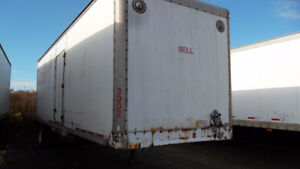 28',  48' and 53' Trailers
