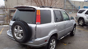 2001 Honda CR-V SUV, Crossover