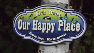 SIGNS FOR YOUR CAMPSITE London Ontario image 10