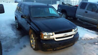 2007 TrailBlazer SS LS2 6.0L  Parting out complete wrecking
