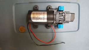 New Micro Diaphragm High Pressure Water Pump Automatic Switch