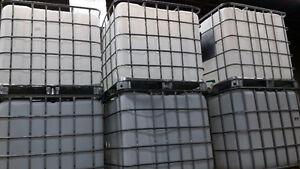 IBC PLASTIC TOTES, RAIN BARRELS, STEEL DRUMS, FOOD GRADE Kitchener / Waterloo Kitchener Area image 1